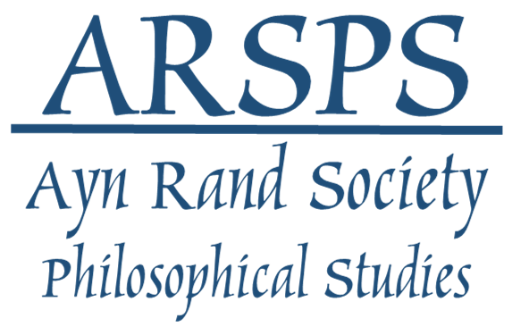 Ayn Rand Society Philosophical Studies