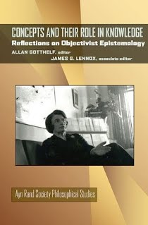 Volume 2. Concepts and Their Role in Knowledge: Reflections on Objectivist Epistemology
